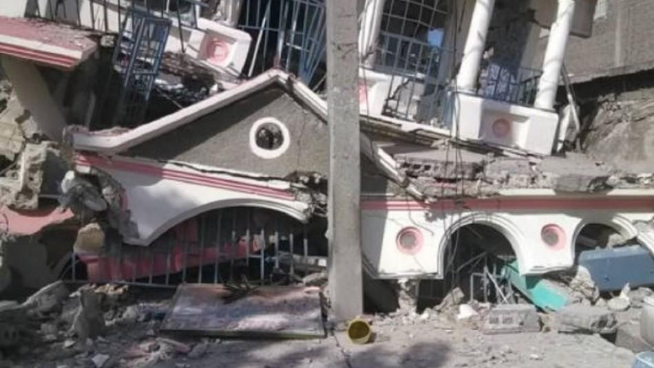 Terremoto en Haití: Autoridades de ese país confirman