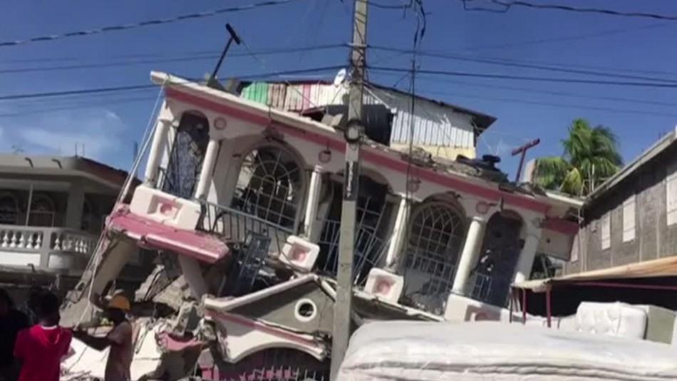 Terremoto en Haití: Autoridades confirman que sismo dejó al menos 29 muertos