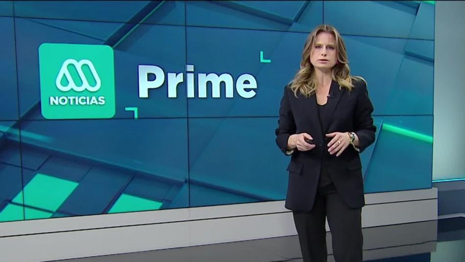 Meganoticias Prime - Viernes 13 de agosto 2021
