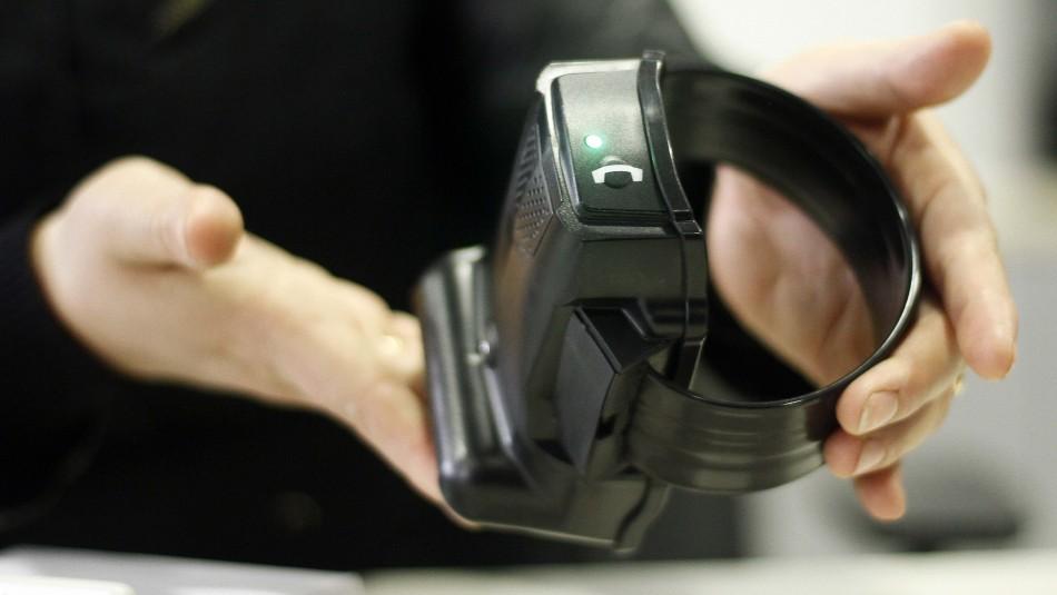 Ley de uso de tobilleras pronta a ser promulgada en casos VIF: