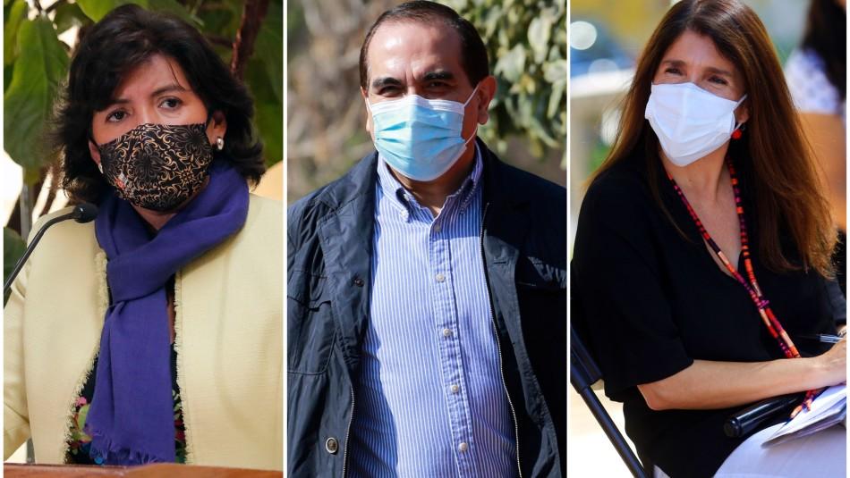 Cuarto retiro, presos políticos y posible reducción del IFE: Momentos que marcaron el debate de Unidad Constituyente