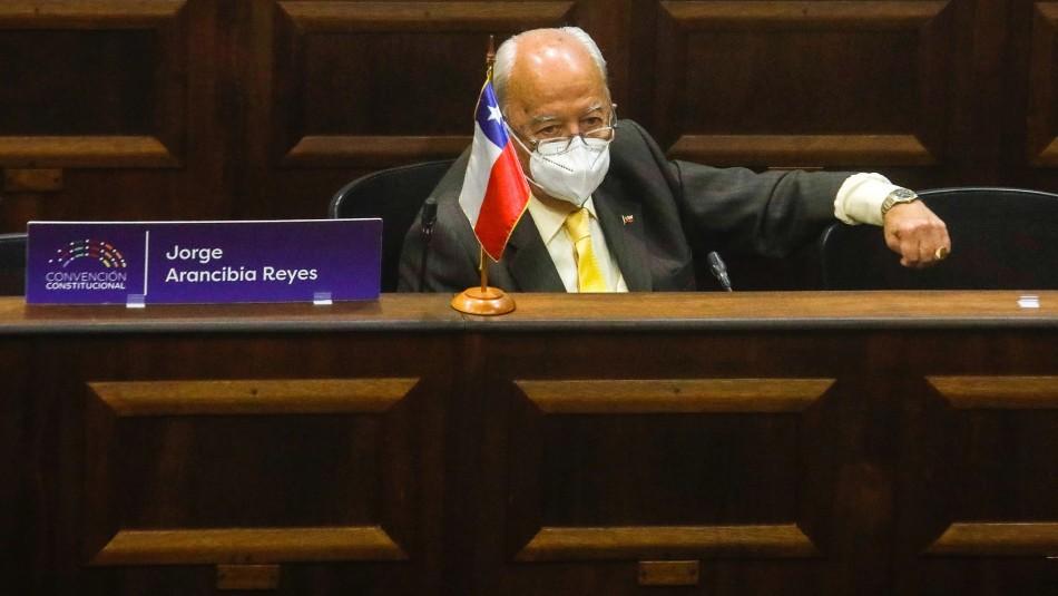 Arancibia podrá participar sólo de una subcomisión de DDHH en la Convención