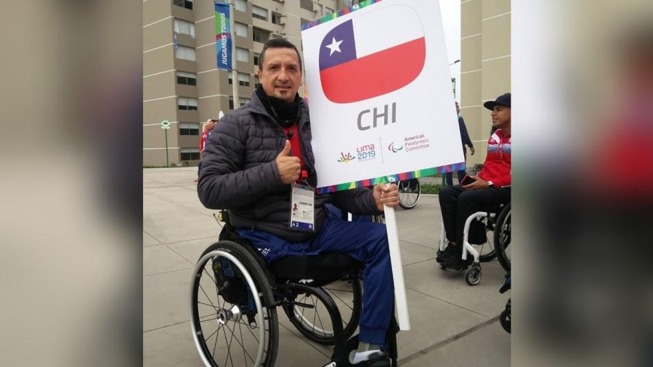 Deportista paralímpico sufre violenta encerrona: Le robaron una cuatrimoto y una silla de ruedas hecha a la medida