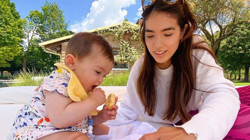 Sharon Fonseca confiesa que planea tener otro hijo junto a Gianluca Vacchi