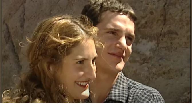 Francisca Imboden y Ricardo Fernández en