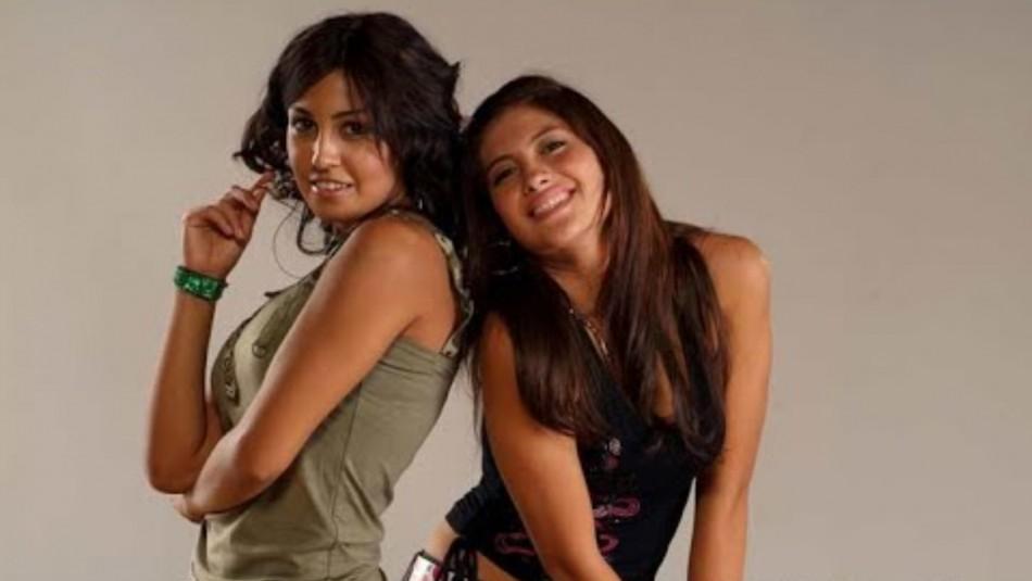 Ximena Abarca y Karen Bejarano