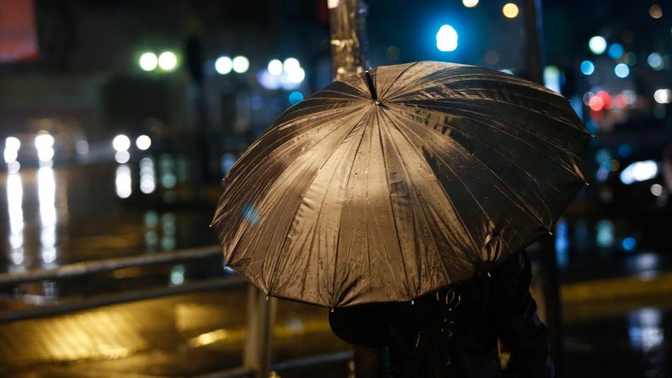 Sistema frontal: Precipitaciones intermitentes seguirán registrándose en la RM