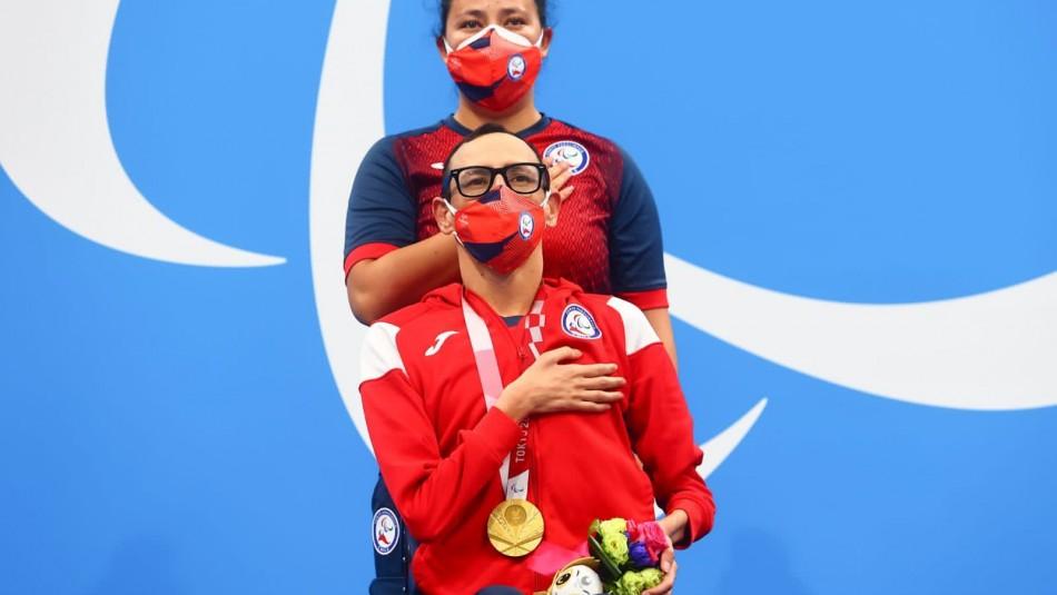Esta es la enfermedad que enfrenta Alberto Abarza, el nadador chileno que ganó medalla de oro en Tokio 2020