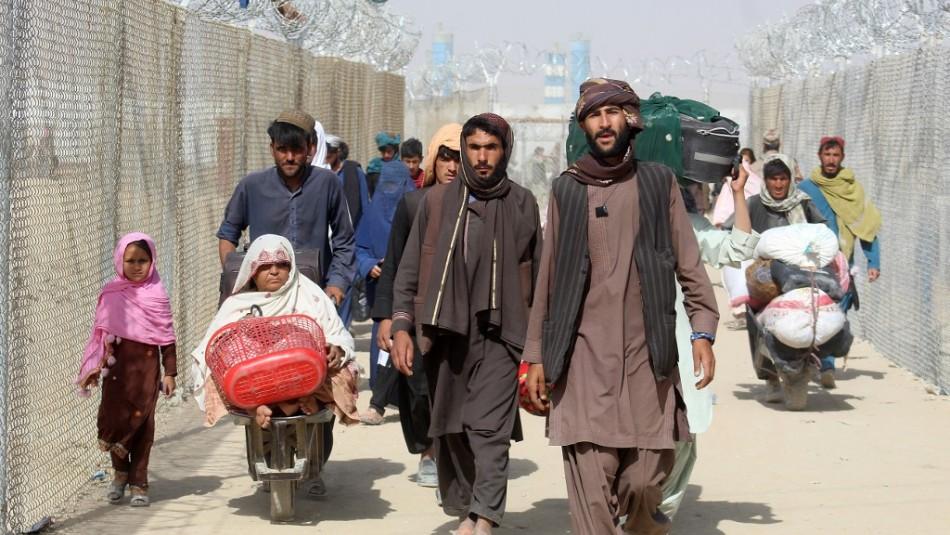 Talibanes permitirán salida de afganos y estadounidenses en riesgo después del 31 de agosto