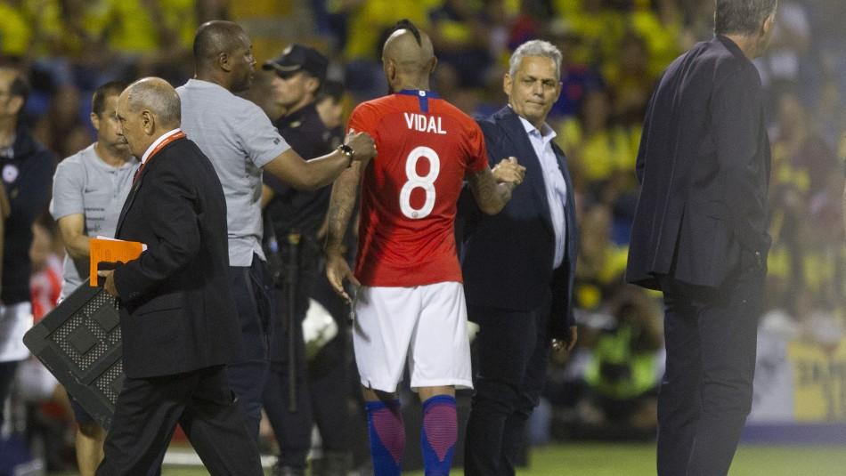 Colombia vs Chile: Revisa el día y hora del partido entre la Roja y el equipo de Reinaldo Rueda