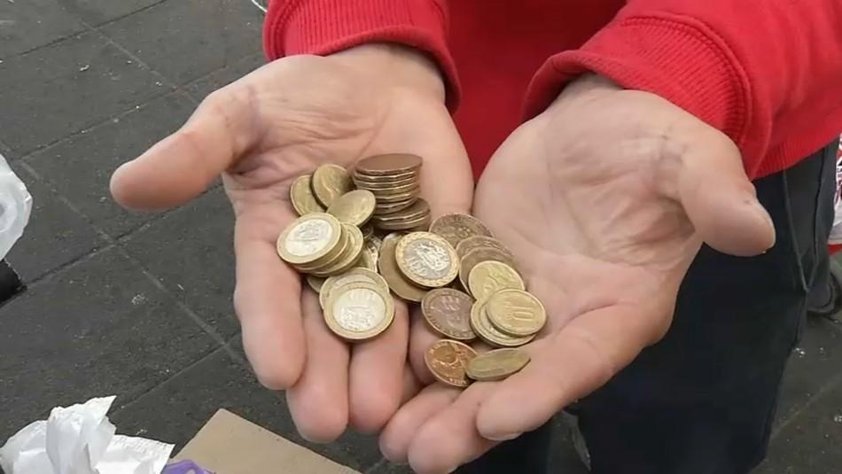 Banco Central pide facilitar circulación de monedas debido a su escasez en el comercio