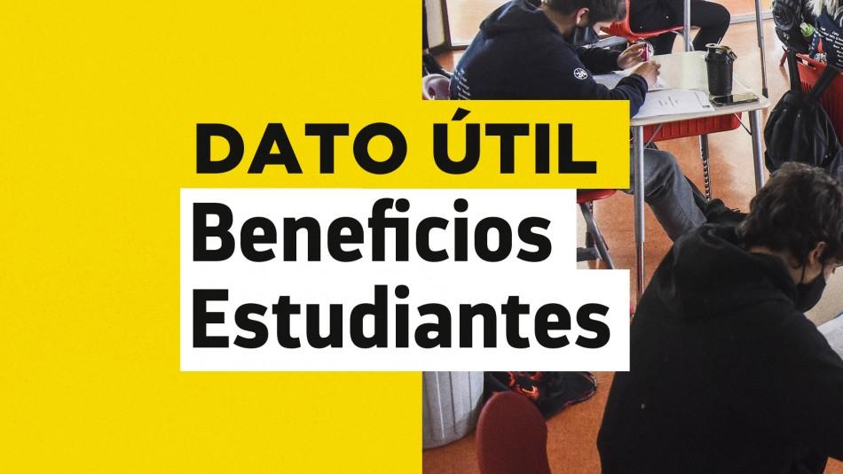 Resultados de beneficios estudiantiles: Revisa con tu RUT si fuiste beneficiario de la gratuidad, becas o créditos