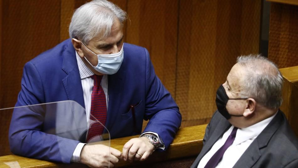Senadores que votaron a favor de retiros anteriores le cierran la puerta a una cuarta extracción
