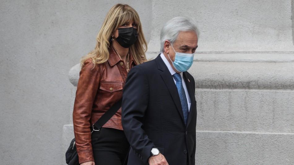 Senadora Rincón se reúne con Piñera y adelanta que el toque de queda