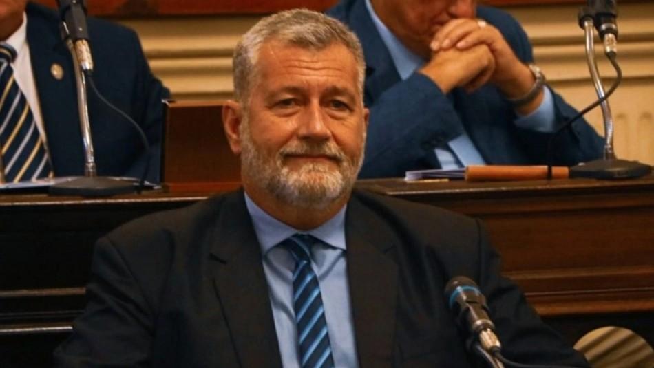 Balean a diputado argentino en pleno acto de campaña provocándole seria herida en el abdomen