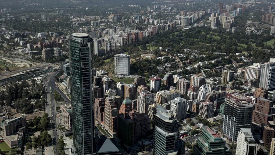 Santiago es la ciudad más segura de América Latina según estudio de The Economist