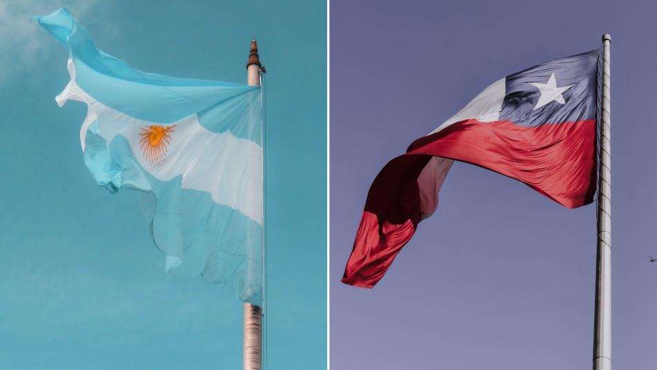 Argentina acusa que Chile pretende