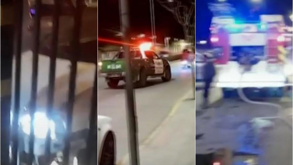 Denuncia de secuestro en Salamanca: Joven apareció con vida según comunicó la PDI