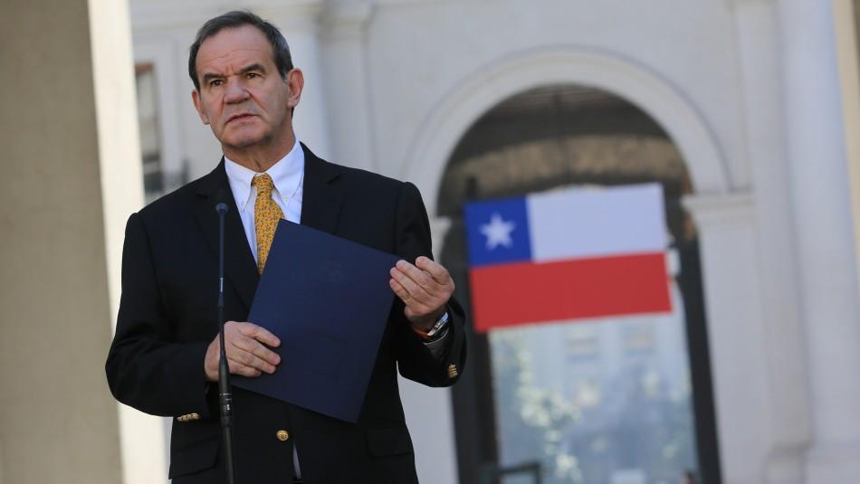 Canciller chileno y polémica por plataforma continental con Argentina: