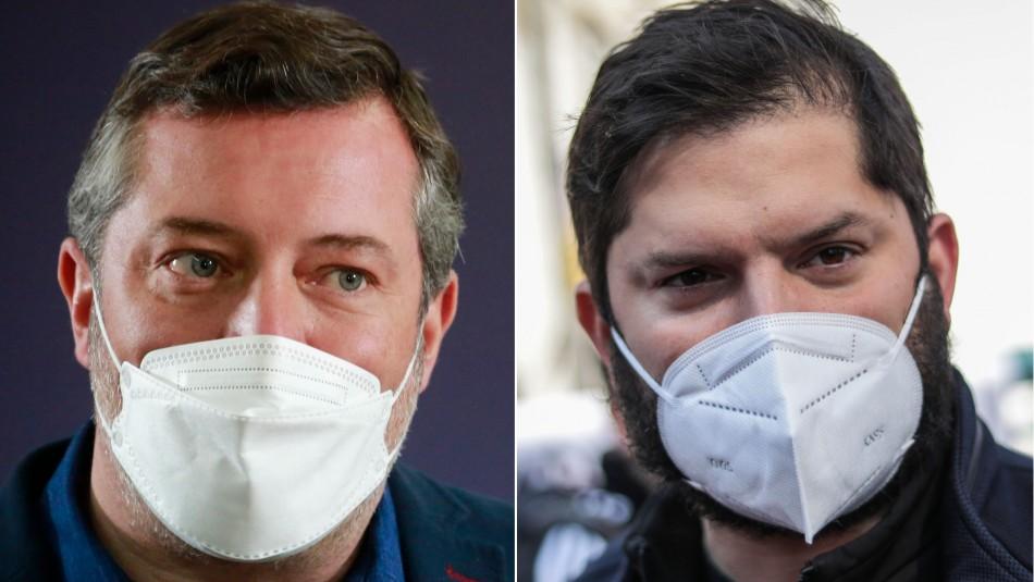 Boric y Sichel empatan y Provoste sube, según encuesta presidencial Cadem