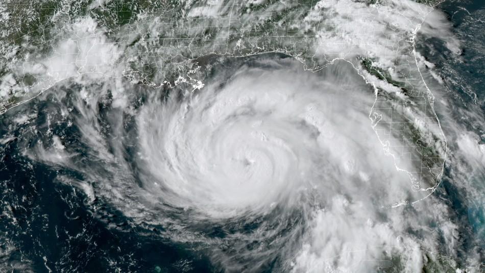 Huracán Ida sube a categoría 4 y se refuerza peligrosamente camino a Nueva Orleans
