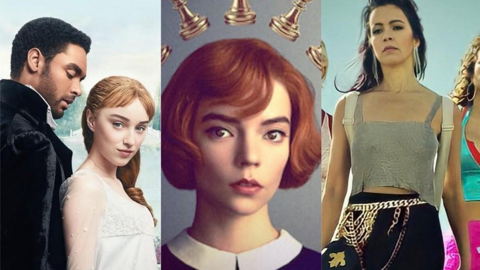 Diez grandes series de Netflix que no puedes dejar de ver según el New York Times