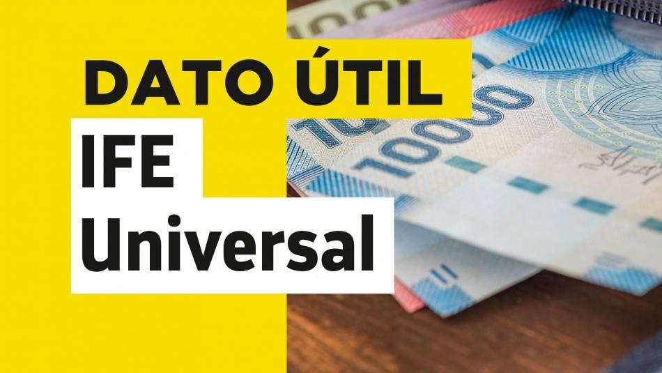 IFE Universal: ¿Cuándo parten las postulaciones para el pago de septiembre?