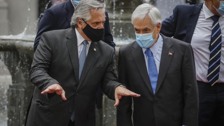 Mercosur convocará a Chile y Argentina a
