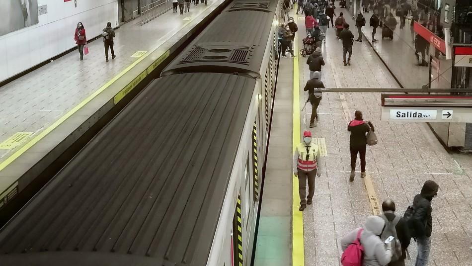 Metro suspende su servicio en gran parte de la Línea 5