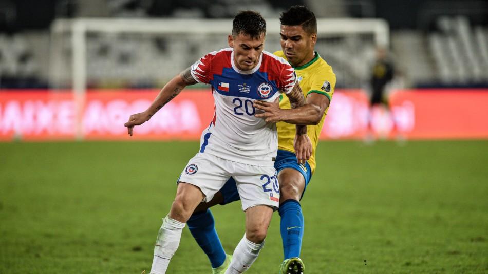 Brasil sufre de cara al duelo con Chile al no contar con nueve jugadores de la Premier League