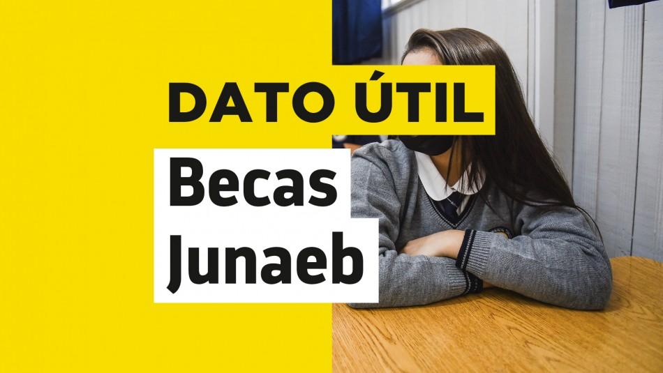 Becas TIC Junaeb