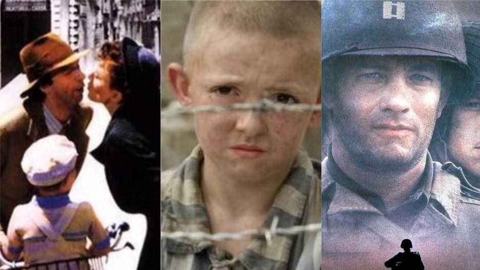Cinco películas basadas en la segunda guerra mundial que tienes que ver