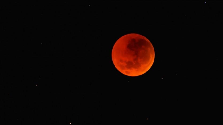 Eclipse Lunar: Cuándo y dónde se verá el próximo fenómeno astronómico