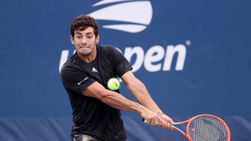 Cristian Garin es eliminado en segunda ronda del US Open