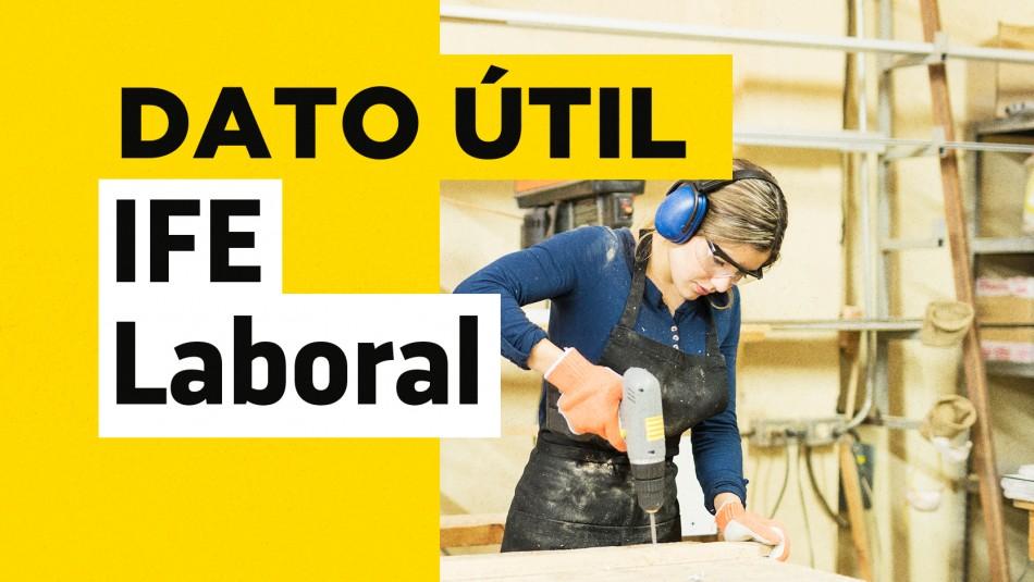 Postular IFE Laboral requisitos pagos automáticos