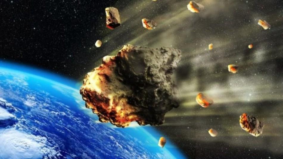NASA informa que gigantesco asteroide