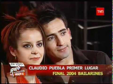 Leticia Zamorano y Claudio Puebla