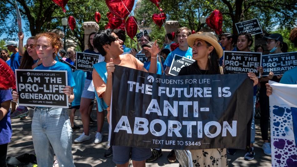 Suprema Corte de EEUU mantiene ley que prohíbe el aborto en Texas