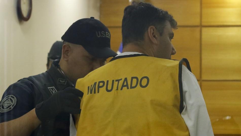 Exconcejal Chahuán es declarado culpable por robo en lugar no habitado pero absuelto de otros 5 delitos