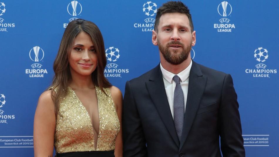 El tuit contra la esposa de Messi catalogado de obsceno y que desató orden de detención contra periodista deportivo