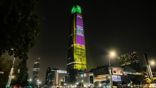 ASICS Chile anuncia la apertura de su nueva tienda en Mall Costanera Center con impactante show de luces