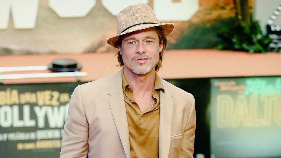 Brad Pitt se pone más guapo y reaparece protagonizando su último comercial para una marca de lujo