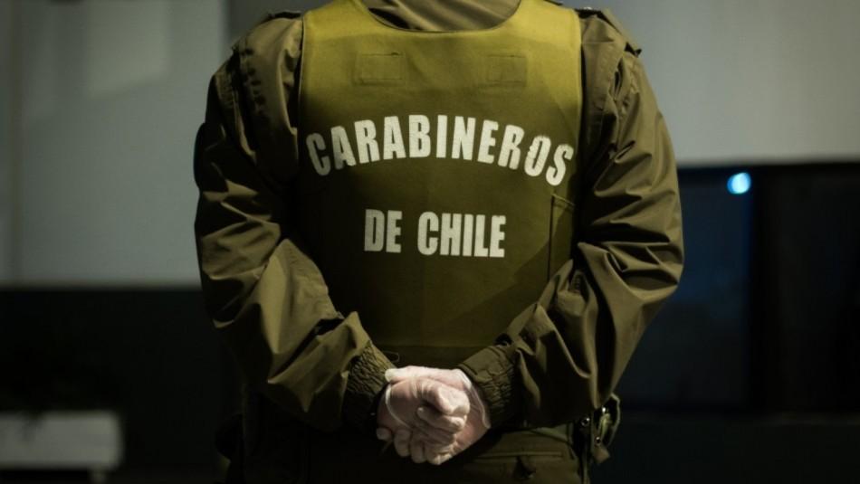 Femicidio frustrado en Santiago Centro: Sujeto intentó escapar por el techo luego de golpear a su pareja