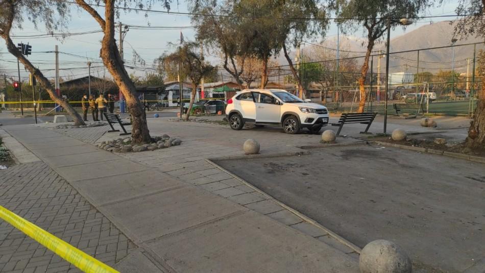 Detienen a seis menores de edad por robo con violencia a vehículo luego de extensa persecución