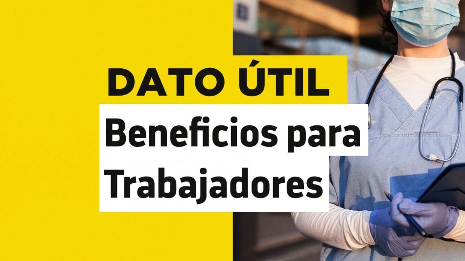 Bonos y subsidios 2021 para trabajadores