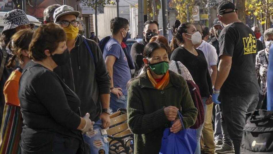 Las comunas que cambian de fase desde este miércoles según plan Paso a Paso