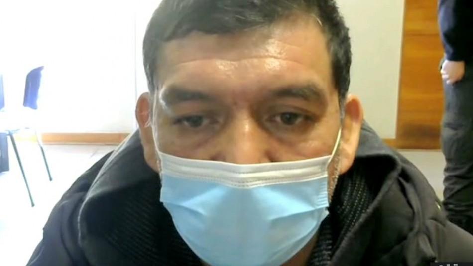 Los años de cárcel que arriesga Francisco Huaiquipán por intentar ingresar droga y celulares a Colina 1
