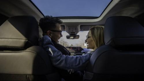 Vive un largo recorrido en auto junto a Sergio Lagos, Nicole y el Nuevo Citroën C4