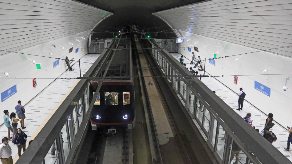 Líneas 8 y 9 del Metro de Santiago: ¿Cuáles serían las estaciones de los nuevos recorridos?