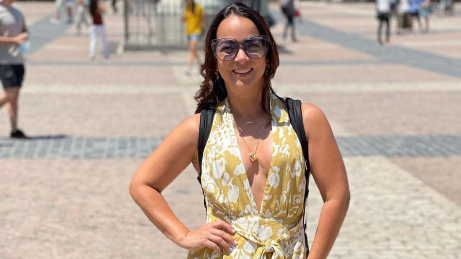 Adamari López sorprende en la playa con su look mientras se divierte con sus amigas